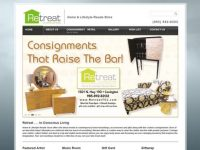 Retreat TCL consignment store