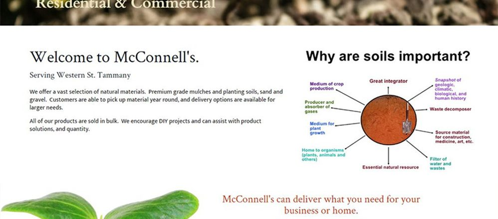 McConnell's Soil & Aggregates